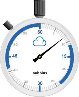 Cronómetro nnubiius